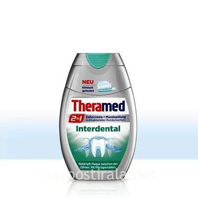 TheraMed Interdental 2 в 1, 75мл
