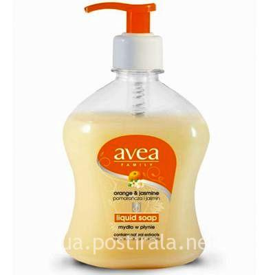 AVEA hand soap ORANGE JASMIN, 500 мл
