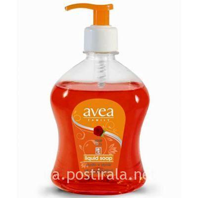 AVEA hand soap ROSE, 500 мл